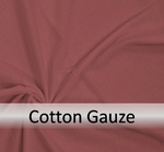Cotton Gauze <br> Gauze Printed