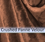 Crushed Panne Velour