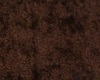 Crushed Panne Velour Chocolate Brown Width 58/60""