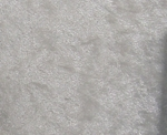 Crushed Panne Velour Cool Grey Width 58/60""