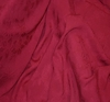 Rayon Floral Jacquard Burgundy Width 53/54�
