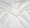 Rayon Sateen Stretch Solid Ivory Width 53/54�
