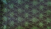 """Spider Web Lace Black/Green  58/60"""""""