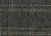 "Tweed Bolivia Brown/Light Blue Width 57/58"" <br> 20% Wool, 25% Acrylic, 30% Polyester 25% Rayon 360 gr/sm"