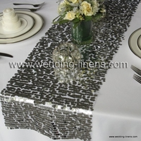 Sparkling Sequins Wedding Table Runner