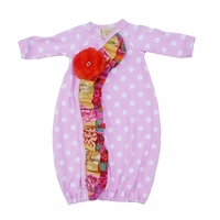 Haute Baby Honey Child Newborn Gown