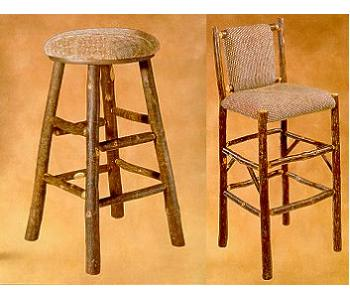 Counter Bar Stools By Old Hickory