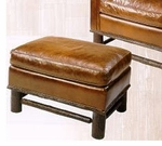 Old Hickory Lodge Ottoman