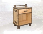 Old Hickory Old Faithful Bedside Chest