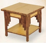 Old Hickory Shoshone End Table