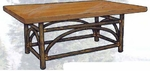 Old Hickory Sun Valley Indoor Coffee Table