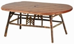 Smoky Mountain Large Outdoor Dining Table