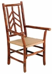 Old Hickory Smoky Mountain Outdoor Dining Arm Chair