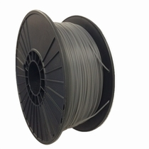 Maker Series ABS - 3D Filament - 2.85mm - Grey Matter Grey 1kg