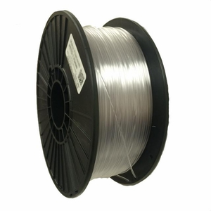 Crystal Series ABS - 3D Filament - 1.75mm - HD Crystal Clear- 1KG