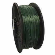 Crystal Series PETG - 3D Filament - 1.75mm - Translucent Green - 1KG