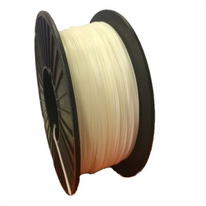 Maker Flex 3D Filament - White / 1kg - 1.75mm