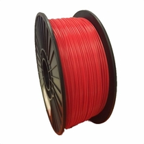 ABS Filament by Maker Filament - 2.85mm - Red Bird Red 1kg