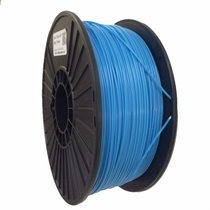 ABS Filament by Maker Filament - 2.85mm - Soulful Blue 1kg