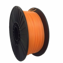 HIPS Filament by Maker Filament -  1.75mm - True Orange 1kg