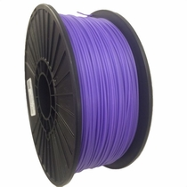 HIPS Filament by Maker Filament -  1.75mm - True Purple 1kg