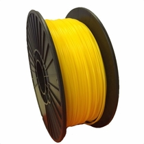 PLA Filament by Maker Filament -  1.75mm - Sun Punch Yellow 1kg