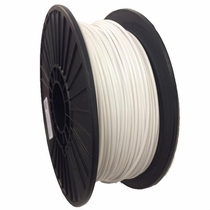 Maker Series PETG - 3D Filament - 2.85mm - HD White Glass 1kg