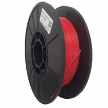PLA Filament by Maker Filament -  1.75mm - Racy Red 1.1lb (0.50kg)