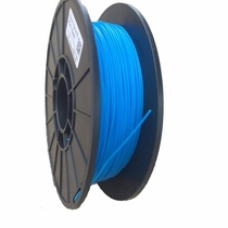 PLA Filament by Maker Filament -  1.75mm - Soulful Blue 1.1lb (0.50kg)