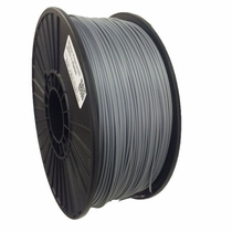 PLA Filament by Maker Filament -  2.85mm - Pure Silver 1kg