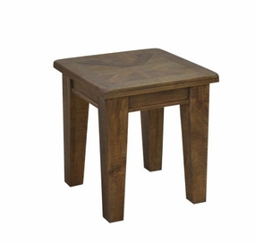 Alder and Tweed Calistoga End Table