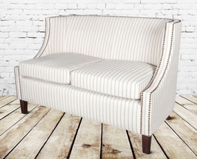 Alder and Tweed Montauk Settee