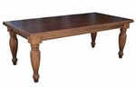 Alder and Tweed Sonoma Dining Table