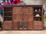 Artisan Parota Wall Unit