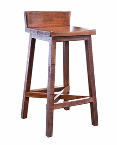 Artisan Pueblo Bar Stool