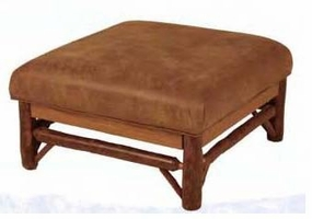 Big Ranch Cocktail Ottoman