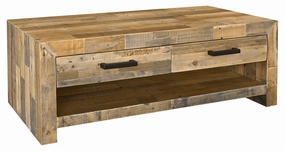 Classic Home Omni Four-Drawer Coffee Table