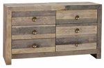Classic Home Omni Six-Drawer Dresser