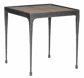 Classic Home Rustic Cromwell End Table