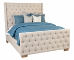 Classic Home Rustic Laurent Bed