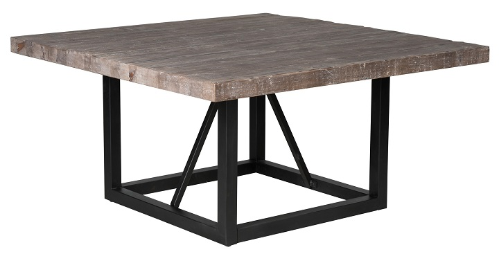 rustic square dining table. Rustic Square Dining Table I