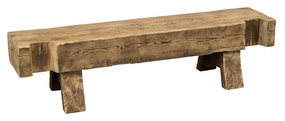 Classic Home Rustic Shanti Coffee Table