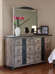 Costa Six-Drawer Dresser