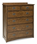Oak Park 6-Drawer Chest