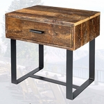 Old Hickory Brooklyn Reclaimed Nightstand
