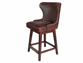Rockwell Swivel Counter/Bar Stool
