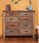 Rustic Antique Chest