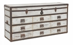 Rustic Chateau Trunk Sideboard