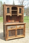 Rustic Country Buffet/Hutch