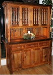 Rustic Creek Buffet/Hutch